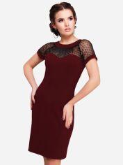 Платье Fashion Up Alexandra PL-1596B 50 Марсала (2000000163093) от Rozetka