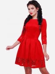 Платье Fashion Up Violet PL-1522D 42 Красное (FU2000000146294) от Rozetka