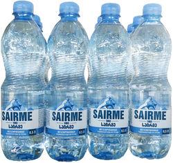 Акция на Упаковка негазированной минеральной воды Sairme 0.5 л х 12 бутылок (4860001590179) от Rozetka