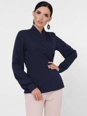 Блузка Fashion Up Clare BZ-1783A 42 Темно-синяя (2100000175185) от Rozetka
