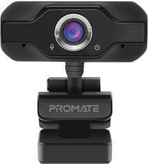 Акция на Веб-камера Promate ProCam-1 FullHD USB Black (procam-1.black) от Rozetka