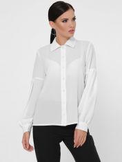 Рубашка Fashion Up Bianca BZ-1788B 44 Белая (2100000177110) от Rozetka