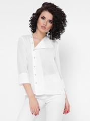 Блузка Fashion Up Constance BZ-1772C 42 Молочная (2100000100514) от Rozetka