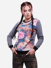 Акция на Свитшот Fashion Up Cotton KF-1583C 44 Темно-серый (2000000159591) от Rozetka