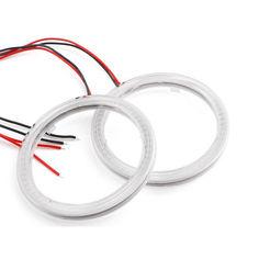 Акция на Светодиодные кольца E-Bright Ангельские глазки Для авто (2 шт.) 100 мм. Белый (1004-477-04) от Allo UA