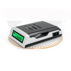 Акция на Зарядное устройство Digital C905W с дисплеем для аккумуляторов AA /AAA, Ni-Cd /Ni-MH (1001-662-00) от Allo UA