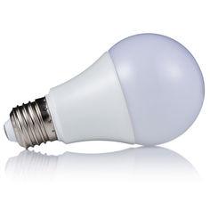 Акция на RGB LED лампа BauTech E27 5вт 16 цветов Светодиодная (1002-565-02) от Allo UA
