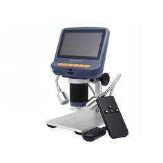 Акция на Микроскоп Andonstar AD106S С дисплеем для ремонта цифровой 220 Х Синий (1007-578-00) от Allo UA