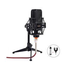 Акция на Микрофон Felyby BM1000 профессиональный конденсаторный 3,5 мм (1006-380-00) от Allo UA