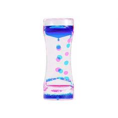 Акция на Песочные часы Sympa С масляной жидкостью Фиолетовый (1007-141-02) от Allo UA