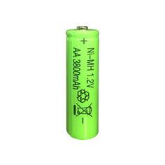 Акция на Аккумулятор BauTech Ni-MH АА 1.2V 3800mAh 1 шт Зеленый (1007-292-00) от Allo UA