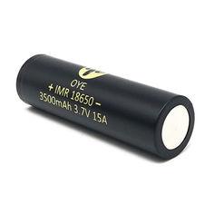 Акция на Аккумулятор Digital Oye 18650 15А 3500 мА/ч 3.7V (1005-867-00) от Allo UA