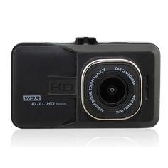 Акция на Видеорегистратор WDR Full HD 1080P Автомобильный С функцией ночного режима Черный (1005-317-00) от Allo UA