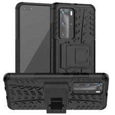 Акция на Чехол Armor Case для Huawei P40 Pro Black от Allo UA