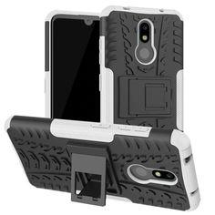 Акция на Чехол Armor Case для Nokia 3.2 White от Allo UA