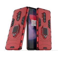 Акция на Чехол Ring Armor для OnePlus 8 Pro Red от Allo UA