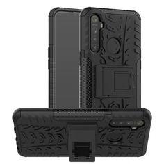 Акция на Чехол Armor Case для Realme 5 Black от Allo UA