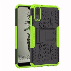 Акция на Чехол Armor Case для Huawei P20 Lime от Allo UA
