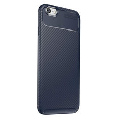 Акция на Чехол Carbon Case Apple iPhone 6 / iPhone 6s Синий от Allo UA