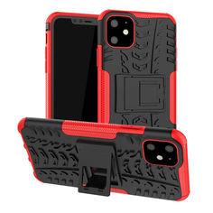 Акция на Чехол Armor Case для Apple iPhone 11 Red от Allo UA