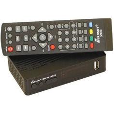 Акция на Комплект Т2-телевидение с тюнером DVB-T2 Eurosky ES-15 и антенной для Т2 комнатной от Allo UA
