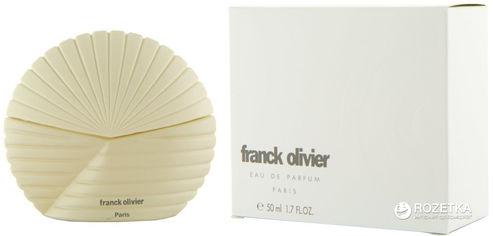 Акция на Парфюмированная вода для женщин Franck Olivier 50 мл (3516649401339) от Rozetka