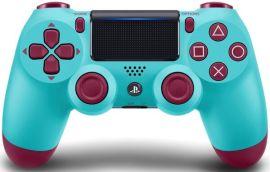 Акция на Беспроводной геймпад SONY Dualshock 4 V2 Berry Blue (9718918) от MOYO