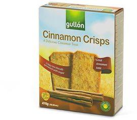 Акция на Печенье Gullon Creme canela Crisps 470 г (WT3724) от Stylus