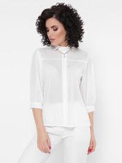 Блузка Fashion Up Arya BZ-1773C 44 Молочная (2100000101276) от Rozetka