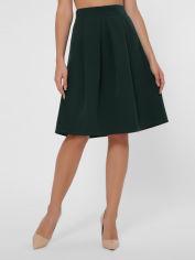 Юбка Fashion Up YUB-1022A XL (48) Темно-зеленая (2100000173396) от Rozetka