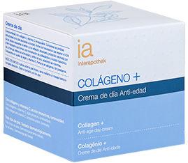 Акция на Дневной лифтинг-крем для лица Interapothek Антивозрастной с коллагеном и витамином С 50 мл (8430321705803) от Rozetka