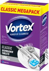 Акция на Таблетки для посудомоечных машин Vortex Classic 100 шт (55600020) от Rozetka