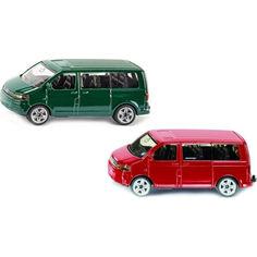Акция на Микроавтобус Siku Volkswagen VW Multivan 1:55 в ассорт. (1070) от Allo UA
