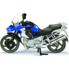 Акция на Мотоцикл Siku BMW R1200 GS 1:50 (1047) от Allo UA