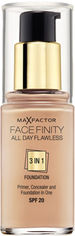 Акция на Тональный крем Max Factor Facefinity All day flawless 3in1 Foundation №55 Beige 30 мл (5410076971558) от Rozetka