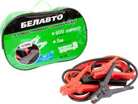 Акция на Стартовые провода Белавто 600 А (до -40 градусов) 5 м в чехле (БП60) от Rozetka