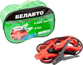 Акция на Стартовые провода Белавто 800 А (до -40 градусов) 6 м в чехле (БП80) от Rozetka