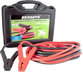 Акция на Стартовые провода Белавто 1000 А (до -40 градусов) 7 м в кейсе (БП100) от Rozetka