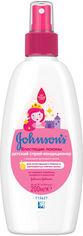 Акция на Johnson's Baby Детский спрей для волос «Блестящие локоны» 200 ml от Stylus