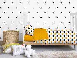 Акция на Комплект детского постельного белья Cosas Корона оранжевый 11 Детский комплект от Podushka