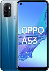 Акция на Oppo A53 4/64GB Fancy Blue (UA UCRF) от Y.UA