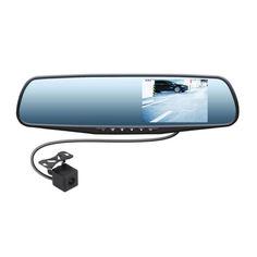 Акция на Зеркало с видеорегистратором Swat VDR-4U от Allo UA