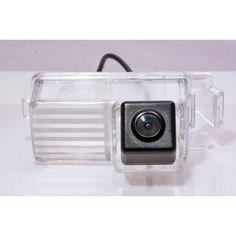 Акция на Штатная камера заднего вида Fighter CS-HCCD + FM-26 (Nissan) от Allo UA