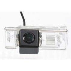 Акция на Штатная камера заднего вида Fighter CS-HCCD + FM-50 (Mercedes) от Allo UA