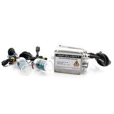 Акция на Комплект ксенона Infolight H3 5000K 35W от Allo UA