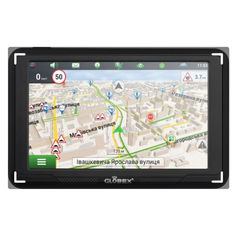 Акция на GPS-навигатор Globex GE516 Magnetic от Allo UA
