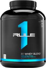 Акция на Протеин Rule 1 Whey Blend 2.27 кг Chocolate Fudge (858925004951) от Rozetka