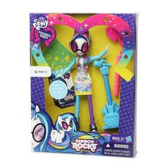 Акция на Кукла Ди джей Моя Маленькая Пони - DJ PON-3 от Allo UA