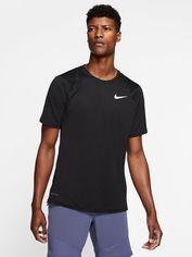 Акция на Футболка Nike M Np Brt Top Ss CJ4842-010 M (193655266386) от Rozetka