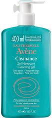 Акция на Очищающий гель для лица и тела Avene Cleanance 400 мл (3282770100259) от Rozetka